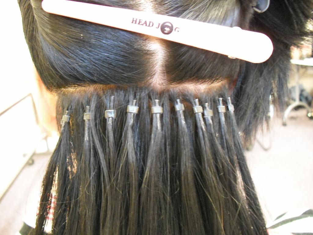 Gallery micro ring hair extensions after hair extensions pmusecretfo Images